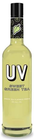 Uv Vodka Sweet Green Tea
